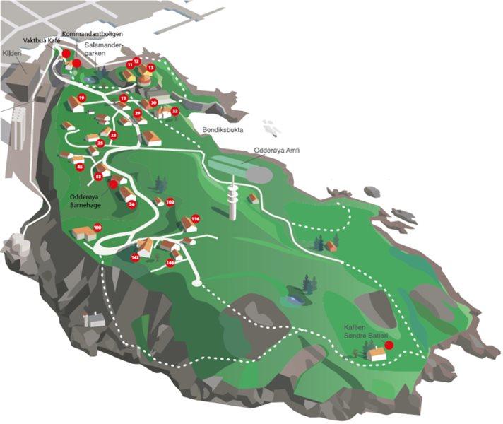 kart over odderøya Odderøya   Program Odderøya Open kart over odderøya